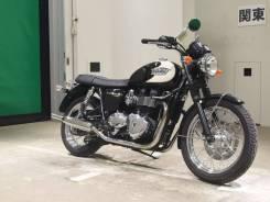 Triumph Bonneville T100, 2010