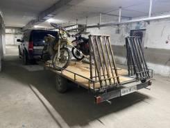 Легковой прицеп 3.5м х 2.0м для квадро/мотоциклов