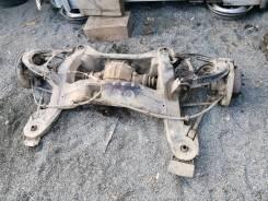 Продам заднюю ходовую часть(ступицу, редуктор, привод) на Toyota Mark2