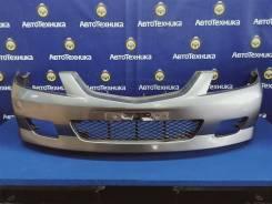 Бампер Mazda Familia/Familia S-Wagon BJ5W ZLDE 2002 [(25G)/B30K50031E-AA], передний