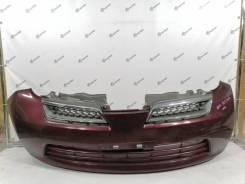 Бампер Nissan March [F2022CT09A] AK12, передний
