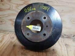 Тормозной диск Nissan Bluebird 1996 [4020671E06] HU14 SR20DE, передний правый