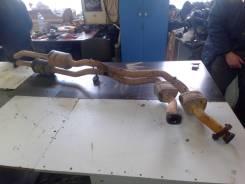Приемная труба глушителя для SsangYong Rexton I [арт. 524138]