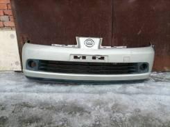 Бампер передний Nissan Tiida Latio, SC11, SJC11, SNC11