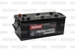 Аккумулятор Patron Power 12v 190ah 1100a B13 Patron арт. PB190-1100L