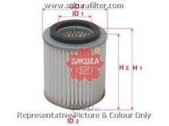 Фильтр воздушный A1418 Sakura A1418