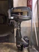 Продам лодочный мотор Suzuki. DT5