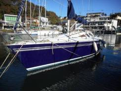 Яхта парусно-моторная круизная Yamaha 30C