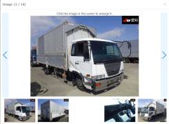 Nissan Diesel LK262K MD92 2000