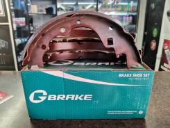 Колодки тормозные, барабанные GS-03349 G-Brake