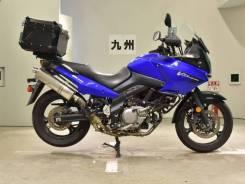 Suzuki V-Strom DL650A, 2007