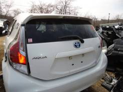 Toyota Aqua, 2015
