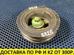 Шкив коленвала Toyota 4A/5A/7A/8A контрактный