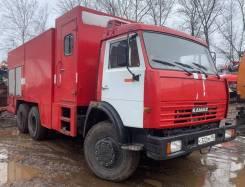 Пожарная машина АЦ-5-40, Камаз-53229