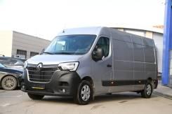 Renault Master, 2021