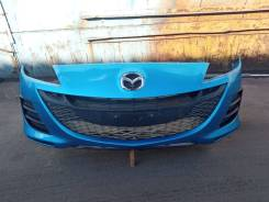 Бампер передний Мазда 3 бл Mazda BL