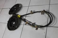 Трос стояночного тормоза Chevrolet Aveo (T250) 2005-2011; Chevrolet Aveo (T200) 2003-2008; ZAZ Vida 2012-2016 96534871