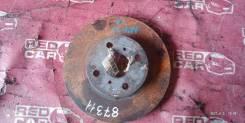 Тормозной диск Toyota Funcargo NCP20, передний