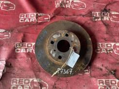 Тормозной диск Toyota Funcargo 2001 NCP20-0200341 2NZ-1919466, передний