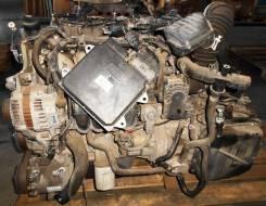 Двигатель Mitsubishi 4A90 с вариатором и навесным на Colt Z21A