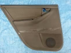 Обшивка двери задняя левая от Toyota Fielder NZE121 2006 гв