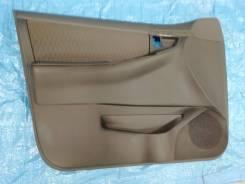 Обшивка двери передняя левая от Toyota Fielder NZE121 2006 гв