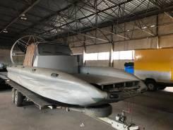 Продам аэро лодку пиранья 6