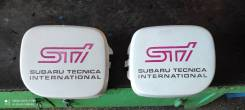 Заглушки ПТФ STI для Subaru Forester SF