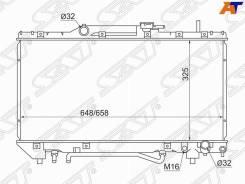 Радиатор Toyota Corona / Carina / Caldina ST19# 3S / 4S 92-96