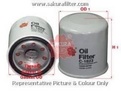 Фильтр масляный Hyundai/KIA/Mazda/Mitsubishi/NIssan (224) C1823 [C1823]