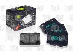 Колодки тормозные дисковые передние | перед | Trialli PF966