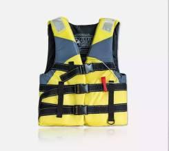 Спасательный жилет, цвет Жёлтый