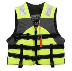 Детский спасательный жилет, цвет Зелёный