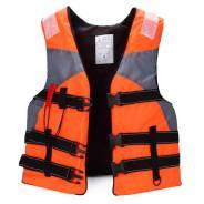 Детский спасательный жилет, цвет Оранжевый
