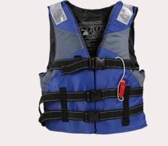Детский спасательный жилет, цвет Синий