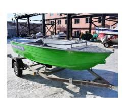 Алюминиевая лодка Wyatboat - 430