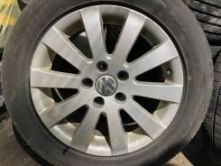 Комплект оригинальных колес 3C0601025AD Volkswagen б/п по РФ