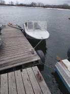 Продам лодку Ока 4