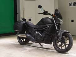 Honda CTX 700ND, 2013
