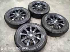 Отличный комплект колёс Skoda Octavia