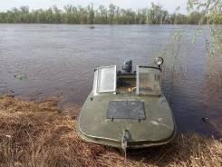 """Продам моторную лодку """"Обь 3"""""""