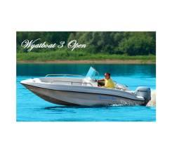 Катер стеклопластиковый Wyatboat-3 Open