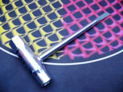 Ключ свечной 11*16 мм комбинированный c отверткой, Champion