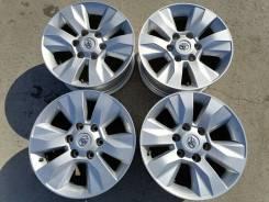 Оригинальные диски Toyota Hilux, Prado R17, 6/139.7
