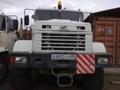 Цементировочный агрегат на шасси КрАЗ-63221