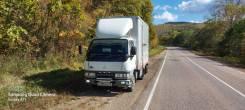 Грузоперевозки фургон 2тонны 12 кубов 700р/час