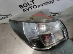Фонарь (стоп сигнал) задний левый Toyota Caldina [81561-21250]
