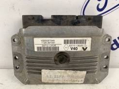 Блок управления двигателем Renault Scenic 3 2009-2015 [237101353R] JZ1B 1.6
