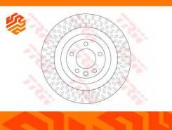 Диск тормозной TRW DF6505S задний