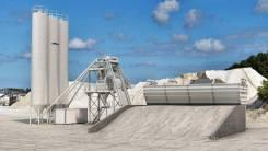 Бетоносмесительные заводы и БРУ Ammann